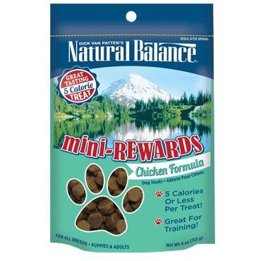 Natural Balance Natural Balance Mini Rewards Chicken 4oz.