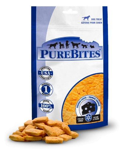 PureBites PureBites Cheese Treats 2 oz