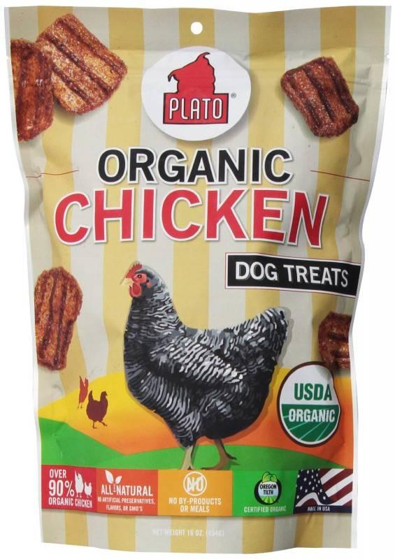 Plato Plato Organic Chicken Strips
