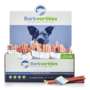 Barkworthies Barkworthies Bully Stick Odor Free