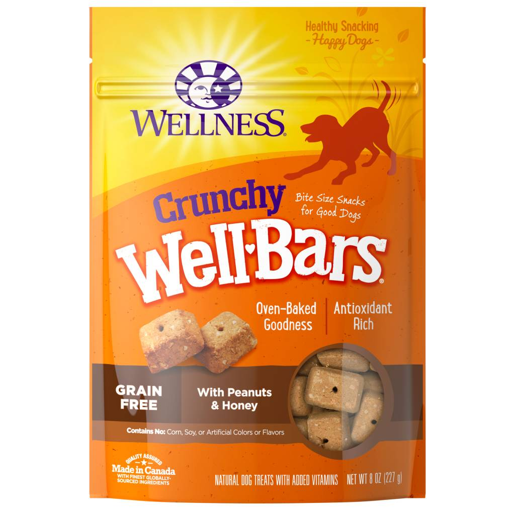 Wellness - Complete Health Wellness Wellbars Peanut/Honey