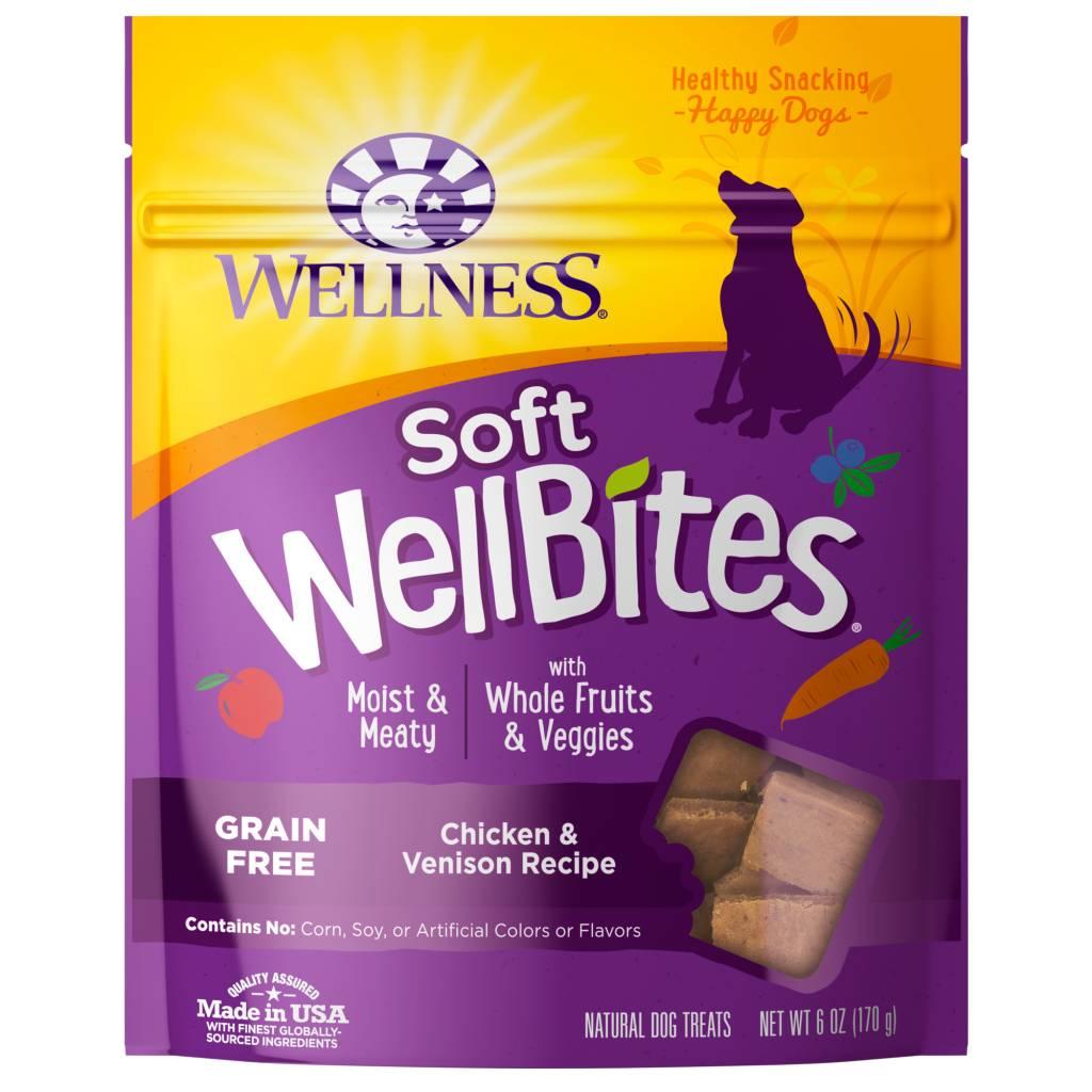 Wellness - Complete Health Wellness Wellbites Soft Snacks Chicken/Venison 6oz.
