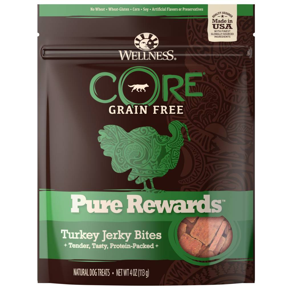 Wellness - Core Wellness Core Pure Rewards Turkey Jerky 4 oz.