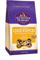 Old Mother Hubbard Old Mother Hubbard Biscuits Chicken/Apple Mini