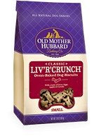 Old Mother Hubbard Old Mother Hubbard Biscuits Livr Mini 20 oz