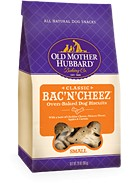 Old Mother Hubbard Old Mother Hubbard Biscuits Bacon/Cheese Small 20 oz