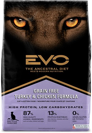 EVO Evo Dry Cat Cat/Kitten