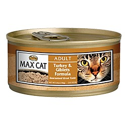 Nutro Max Max Cat Can Turkey/Giblets 5.5 oz