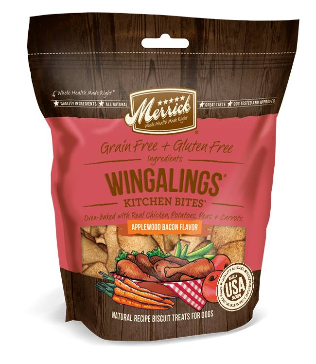 Merrick Merrick Kitchen Bites - Wingalings Applewood Bacon