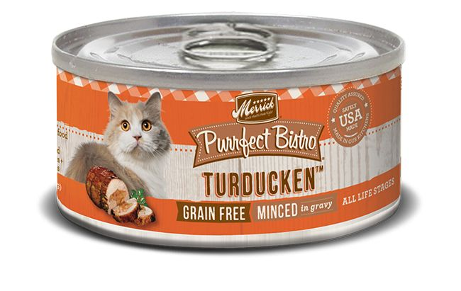 Merrick Merrick Cat Can Turducken 5.5 Oz.
