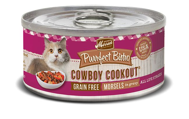 Merrick Merrick Cat Can Cowboy Cookout 5.5 Oz.