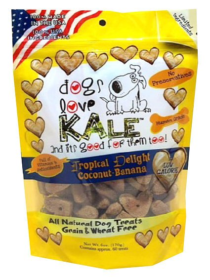 Dogs Love Kale Dogs Love Kale Tropical Delight