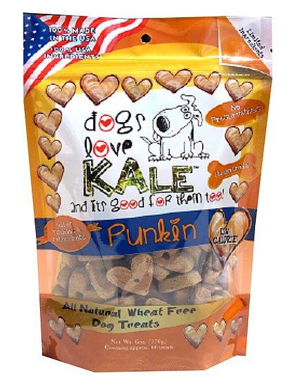 Dogs Love Kale Dogs Love Kale Punkin