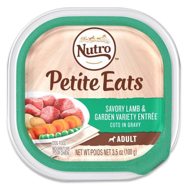 Nutro Nutro Dog Tray 3.5 oz. Small Breed Lamb