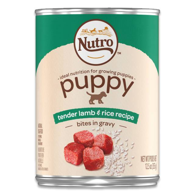 Nutro Nutro Dog Can 12.5 oz Hearty Stew Adult Lamb & Rice