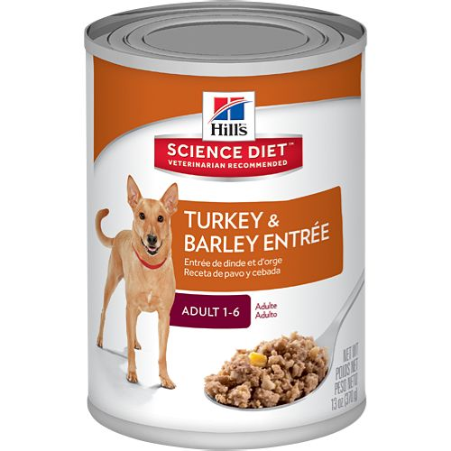 Science Diet Science Diet Dog Can 13 oz. Adult Turkey