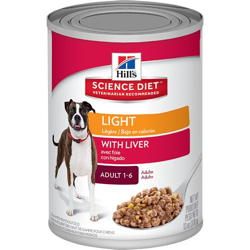 Science Diet Science Diet Dog Can 13 oz. Light