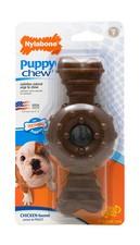 Nylabone Puppy Chew Ring Bone Dog Toy