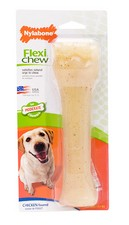 Nylabone Flexi-Chew Chicken Dog Toy