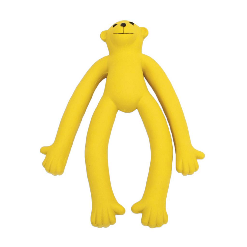 Rascals Rascals 11'' Latex Monkey Dog Toy