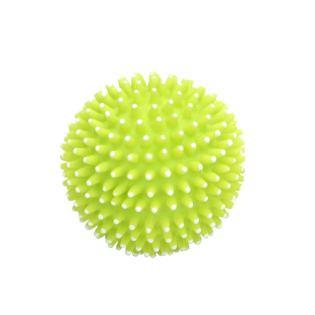 Rascals Rascals 2.5'' Latex Spiny Ball Dog Toy