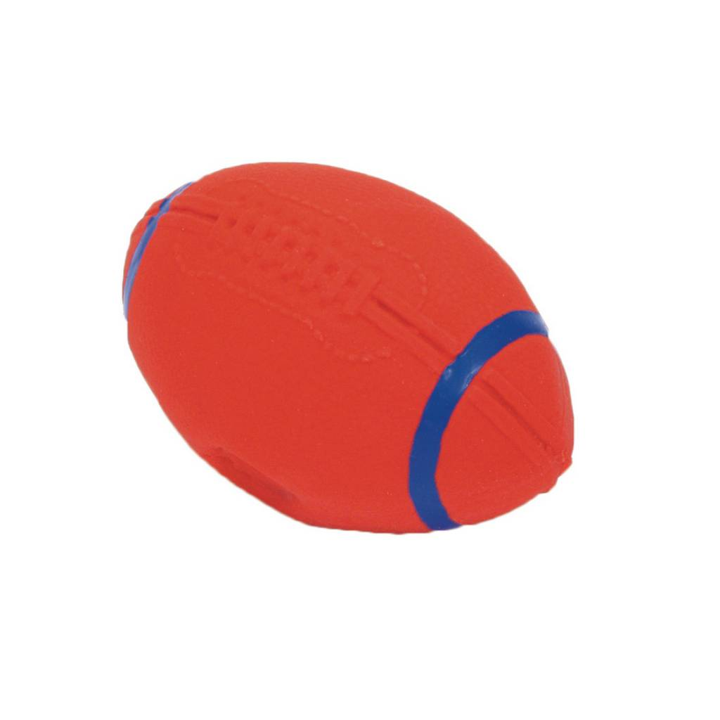 Rascals Rascals 4'' Latex Football Dog Toy