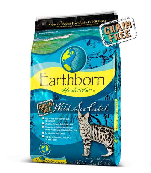 Earthborn Earthborn Dry Cat Wild Sea