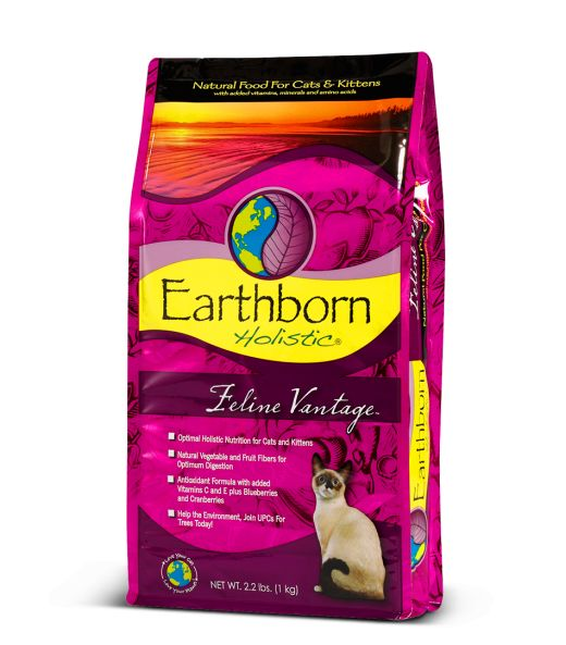 Earthborn Earthborn Dry Cat Vantage