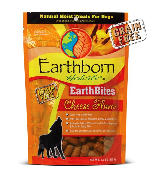 Earthborn Earthborn Earthbite Treats Cheese