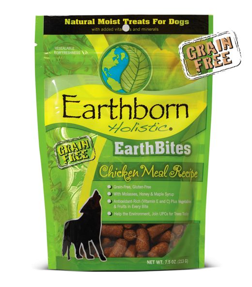 Earthborn Earthborn Earthbite Treats Chicken