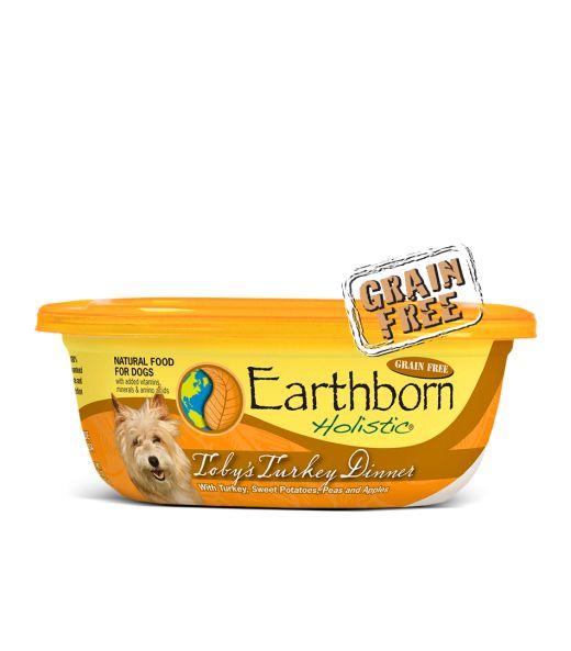 Earthborn Earthborn Moist Can Dog Grain Free Turkey