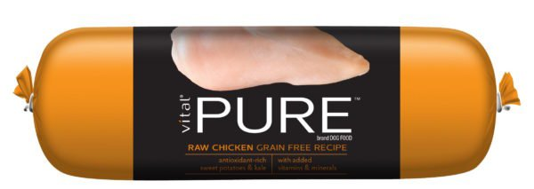 Freshpet Freshpet Deli Fresh Vital Pure Rolls - Chicken, Kale & Sweet Potato Roll 1#