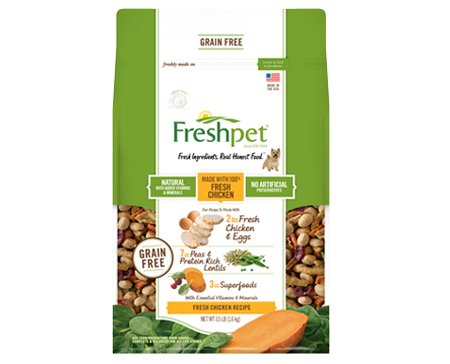 Freshpet Freshpet Deli Fresh Vital Complete Meal For Dogs 1.75#