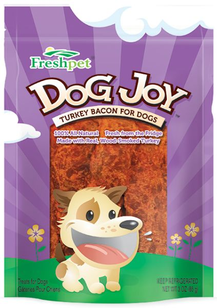 Freshpet Freshpet Deli Fresh Dog Nation Turkey Bacon Treats 3 oz