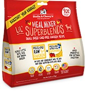 Stella & Chewys Stella & Chewy Meal Mixer Superblend Small Breed Chicken