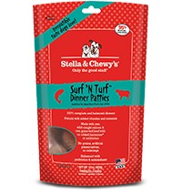 Stella & Chewys Stella & Chewy's Freeze Dried Surf & Turf Dinner