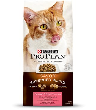 Pro Plan Pro Plan Savor Cat Food Salmon