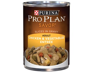 Pro Plan Pro Plan Savor Can Dog Chicken/Vegetable 13 oz