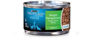 Pro Plan Pro Plan Cat Can 3 oz Weight Management