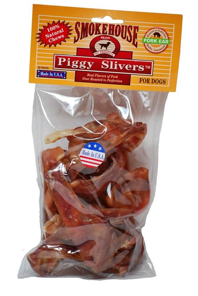 Smokehouse Smokehouse USA Piggy Slivers