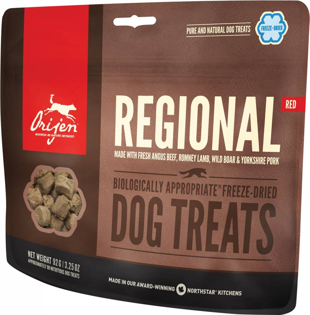 Orijen Orijen Regional Red Dog Freeze Dried Treats 1.5 oz.