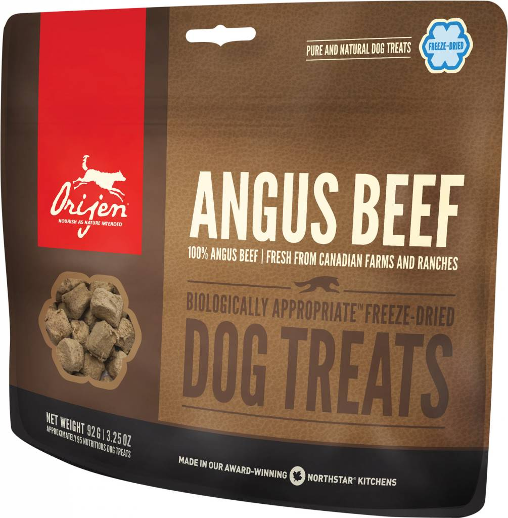 Orijen Orijen Angus Beef Freeze Dried Treats 1.5 oz.