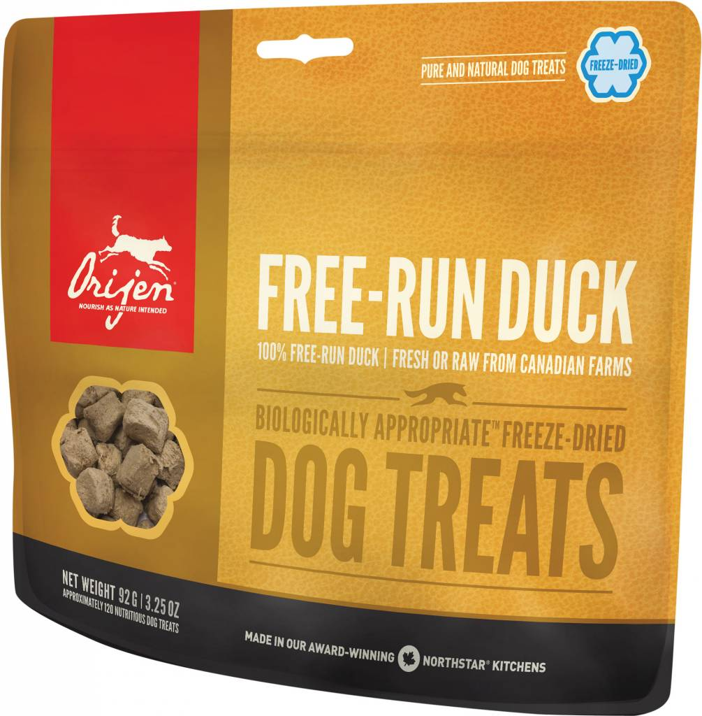 Orijen Orijen Duck Freeze Dried Treats 1.5 oz.