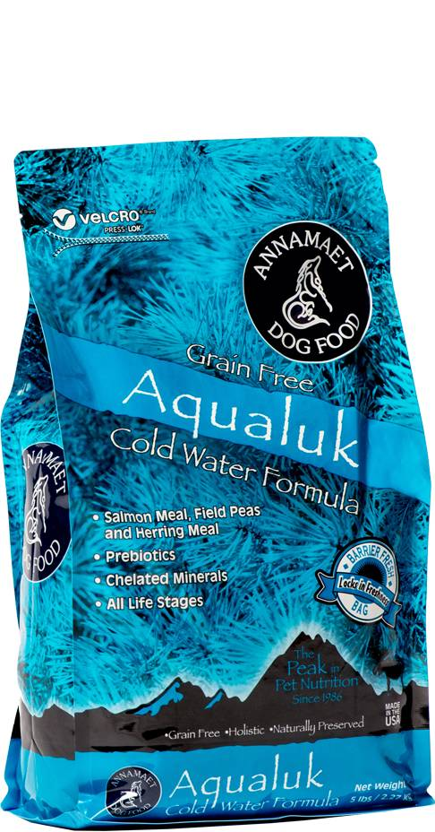 Annamaet Annamaet Aqualuk Grain Free Salmon Herring Dry Dog Food