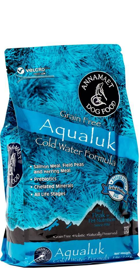 Annamaet Annamaet Aqualuk Grain Free Salmon Herring Dry Dog Food