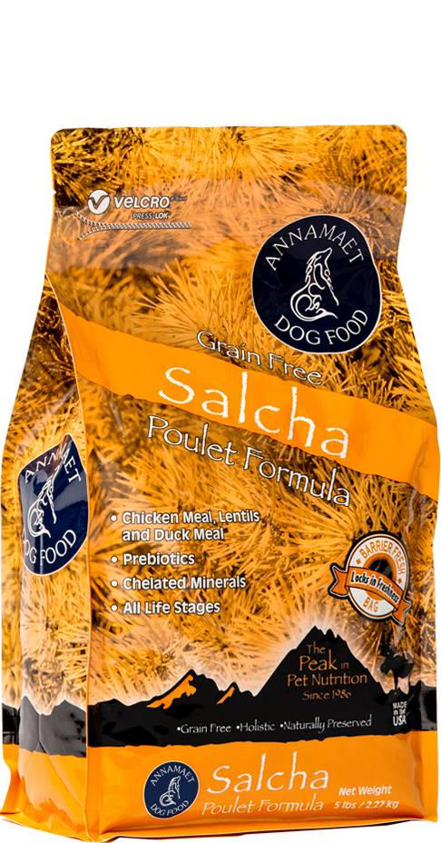 Annamaet Annamaet Salcha Grain Free Chicken Turkey Duck Dry Dog Food