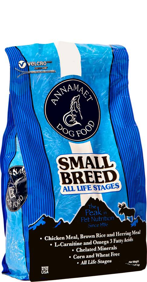 Annamaet Annamaet Small Breed Adult All Life Stages Chicken 4 lb.