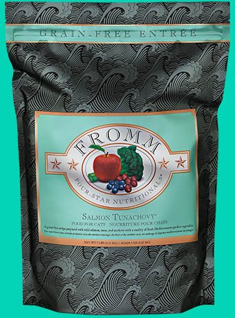 Fromm Fromm 4-Star Dry Cat Food Salmon Tunachovy