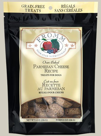 Fromm Fromm 4-Star Treats Parmesan Cheese 8 oz