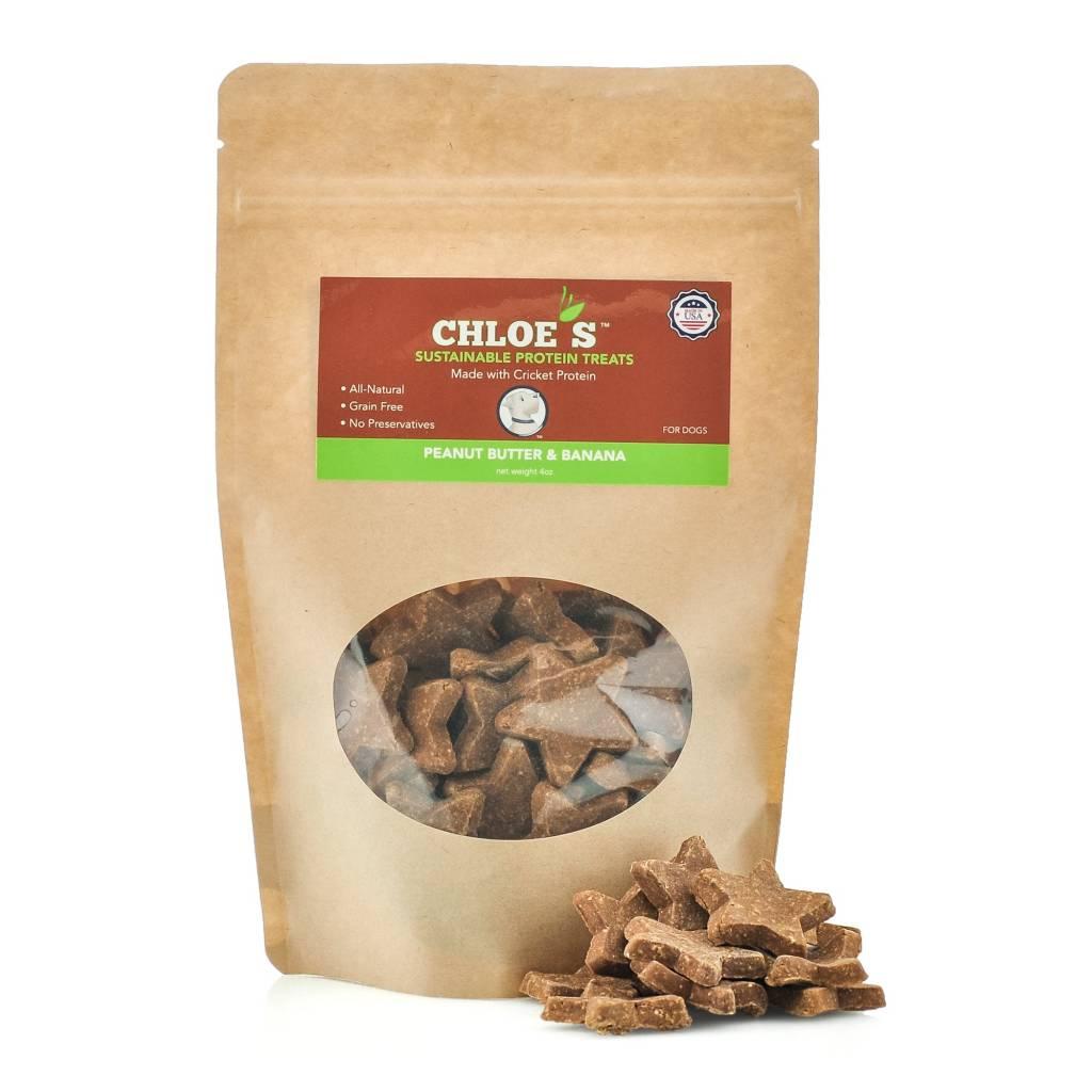 Chloe's Treats Chloes' Cricket Treats Peanut Butter/Banana